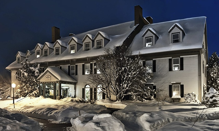 The Essex Resort & Spa - Essex Junction, VT: 1- or 2-Night Stay with Spa Access, Spa Credit, and Cooking Class at The Essex Resort & Spa in Essex Junction, VT
