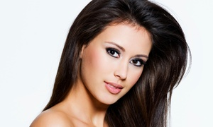Sensational Skin: European Facial or Microcurrent Toning Facial at Sensational Skin (Up to 52% Off)
