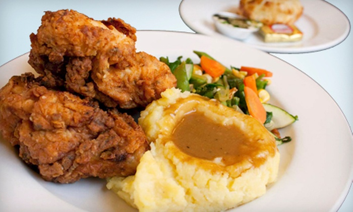 Capital Buffet - Northeast Raleigh: All-You-Can-Eat Comfort Food at Capital Buffet (Half Off). Two Options Available.
