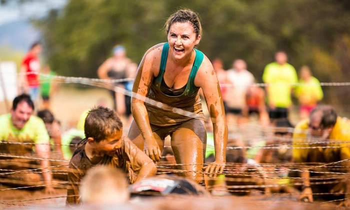 Shasta Mud Run - Ross Ranch : 5K or 10K Admission to Shasta Mud Run on May 14, 2016 (Up to 52% Off)