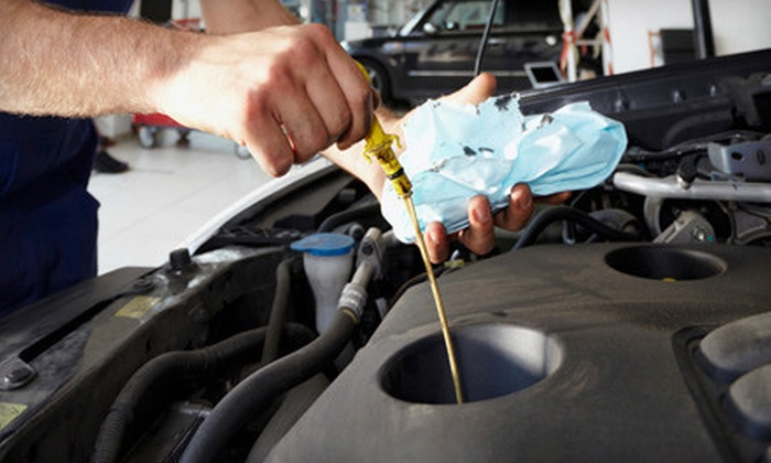 The Clutch Guys - Tyler: One or Three Oil Changes with Multipoint Inspections at The Clutch Guys (Up to 60% Off)