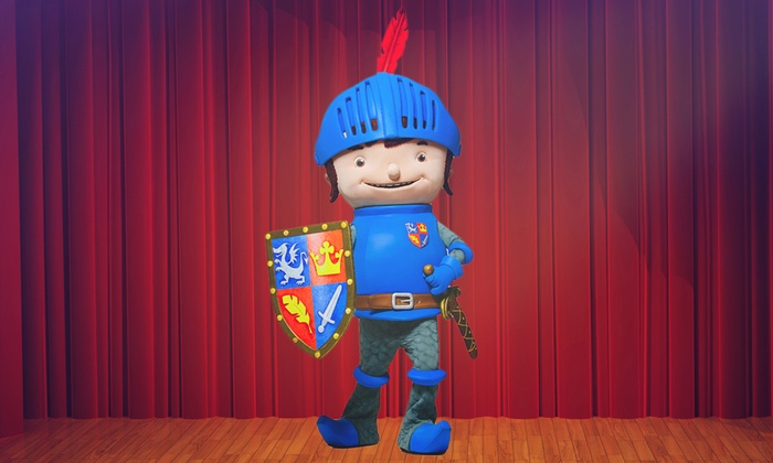 Mike the Knight - Multiple Locations: On-Sale to Mike the Knight on February 10, 14, or 15 (Up to $ Off)