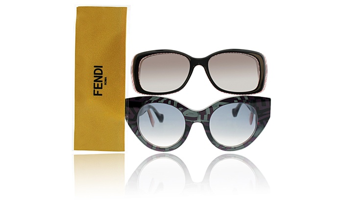 fendi cat eye sunglasses sale aa2n  Fendi Unisex Sunglasses