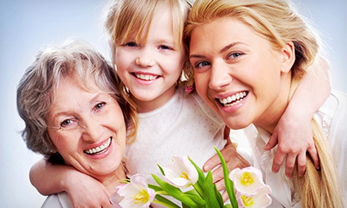 All Smile Dental - Multiple Locations: $45 for Dental Checkup with Exam, X-rays, and Cleaning at All Smile Dental ($513 Value)