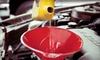 Sanport Auto Solutions - Multiple Locations: A/C Diagnostic or One or Two Oil Changes with Tire Rotations at Sanport Auto Solutions (Up to 72% Off)
