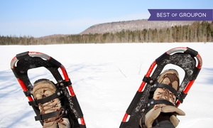 The Gear ReSource Outfitters: Moonlight Snowshoeing or Tour with Brewery or Winery Tasting from The Gear ReSource Outfitters (Up to 54% Off)