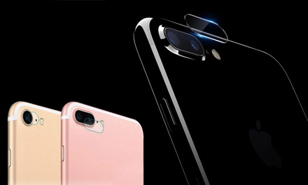Tempered Glass Rear Camera Lens Protector Cover for iPhones