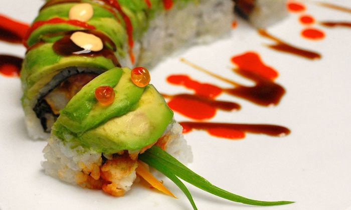 Fuji Ya - Multiple Locations: Japanese Cuisine at Fuji Ya (Up to 45% Off). Four Options Available.