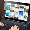 Ultra Slim Bluetooth Keyboard Folio Case with Built-In-Stand for iPad