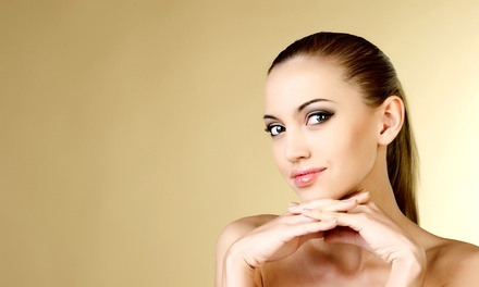 $157 for a Collagen Induction Facial Treatment at Celebrity Skin (63% Value)