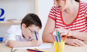 Math Plus Tutoring 123: One or Four 45 Minute Math Tutoring Sessions (Up to 56% Off)