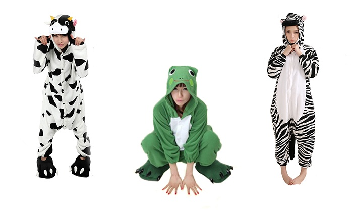 e0661791a7 Ladies  Animal-Style Onesie - Groupon Goods Global GmbH
