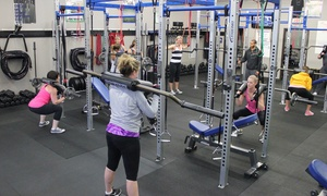 Plunkett Fitness: $39 for Four Weeks of Group Personal Training at Plunkett Fitness ($119.99 Value)