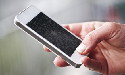 $15 for $40 Worth of At Home Smartphone and Tablet Repair Services from On Demand Cell Repair
