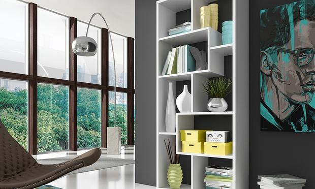 Luxe boekenkasten (met/zonder LED) in meerdere kleuren (gratis bezorgd ...