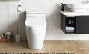 Smart Biobidet Toilet Seat With Wireless Remote Groupon