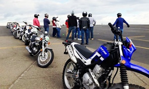 California Motorcycle License: Motorcycle Safety Workshop at California Motorcycle License (50% Off)
