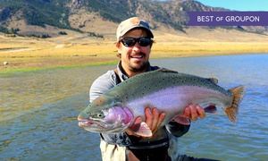Kirks Fly Shop: $99 for a Four-Hour Guided Fly-Fishing Trip from Kirks Fly Shop ($195 Value)