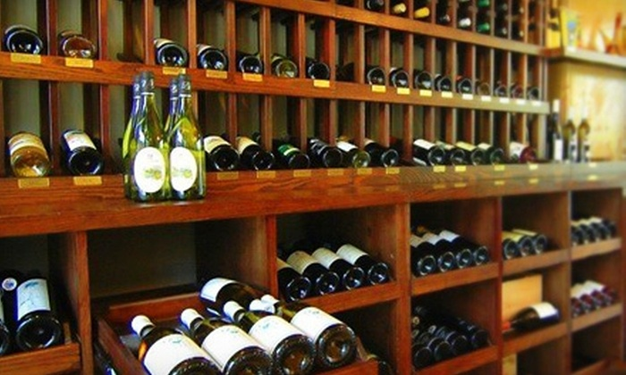 Wine Shoe - Castleberry Hill: $35 for a Wine-Tasting Class for Two at Wine Shoe (Up to $70 Value)