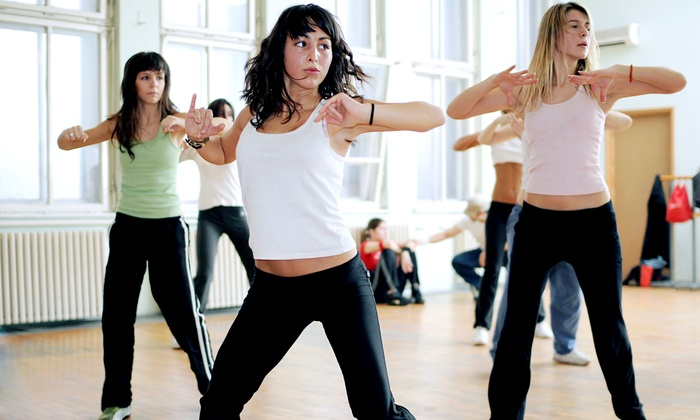 Groove School of Dance - Groove School of Dance: 10 or 20 45-Minute Dance and Fitness Classes at Groove School of Dance (Up to 80% Off)