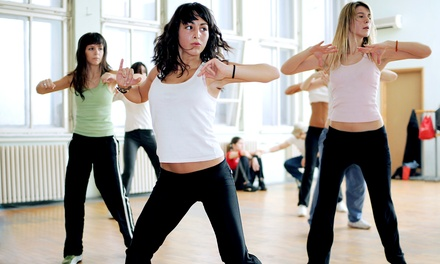 Eight Weeks of Unlimited Fitness Classes or 10 Fitness Classes at Rhythm Fitness Studio (Up to 52% Off)