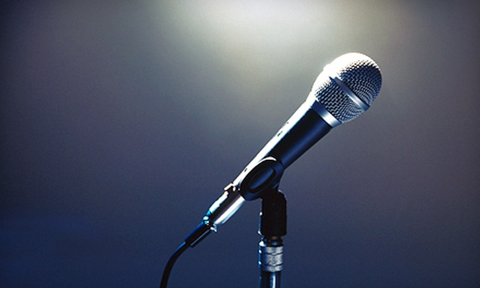 Comedy Show - Rockwells Restaurant: $25 for a Comedy Show for Two with $30 Worth of Food and Drinks at Rockwells American Restaurant ($50 Value)