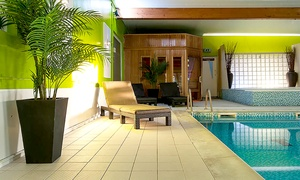 Hallmark Hotel Manchester: Spa Access and Afternoon Tea for Two at Hallmark Hotel Manchester