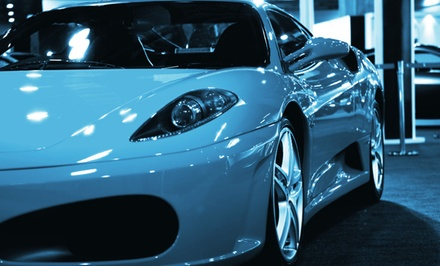 Window Tinting, Vehicle Wrapping, or Headlight and Taillight Tinting at Professional Autoworx (Up to 80% Off)