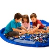 Trend Matters Kids' Play Mat and Toy Organizer