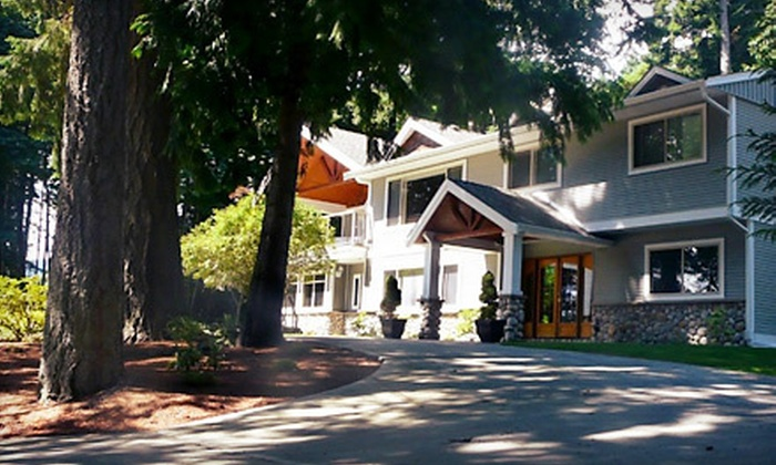Maple View Bed & Breakfast - Nanaimo: Two-Night Stay for Two at Maple View Bed & Breakfast (Up to Half Off). Two Options Available.