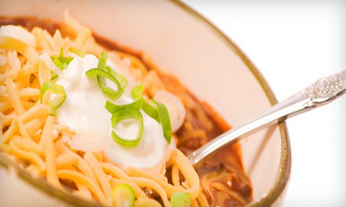 The Milwaukee Chili Bowl - Potawatomi Hotel & Casino Expo Center: $15 for Milwaukee's 7th Annual Chili Bowl for Two on January 27 (Up to $30 Value)