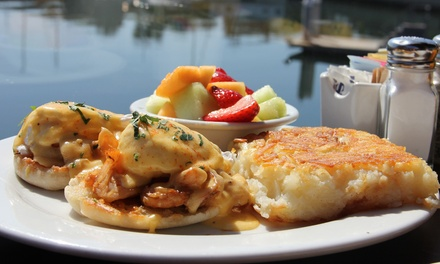Café Food at Killer Cafe (Up to 43% Off). Two Options Available. Reservation Through Groupon Required.