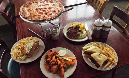 image for $12.50 for $20 Worth of Pub Food at The Howard Street Inn