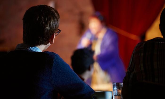 Rockwells Saturday Night Comedy - Rockwells Restaurant: Saturday Night Comedy for Two, Four, or Six Through April 30