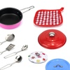 Toy Kitchenware Playset (11-Piece)