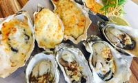 $20 for $40, $40 for $80 Toward Food and Drink at Char Coal Albany