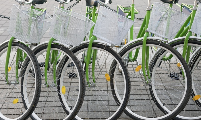 Slowcountry Rentals Llc - Beaufort: $17 for $30 Worth of Bicycle Rental — SLOWCOUNTRY RENTALS LLC
