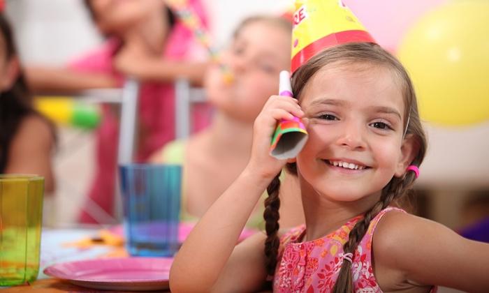 Kid-den Around - Wayne: 90- or 120-Minute Children's Birthday Party at Kid-den Around (Up to 59% Off)