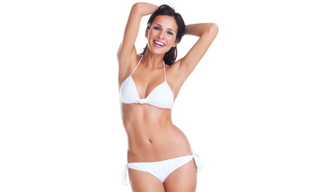 Five or One Radio-Frequency Body-Sculpting Treatments at The Skin Ur In (Up to 53% Off)
