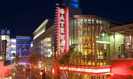 $15 for a Movie with Popcorn and Sodas for Two at Gateway Film Center (Up to $30 Value)