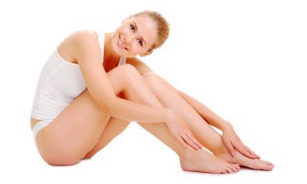 Atlanta: Eight Laser Hair-Removal Treatments for a Small, Medium, or Large Area at Laser Logic (Up to 73% Off)