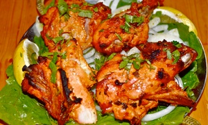 Bombay Cuisine: $12 for $20 Worth of Indian Food at Bombay Cuisine