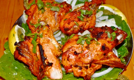 $12 for $20 Worth of Indian Food at Bombay Cuisine