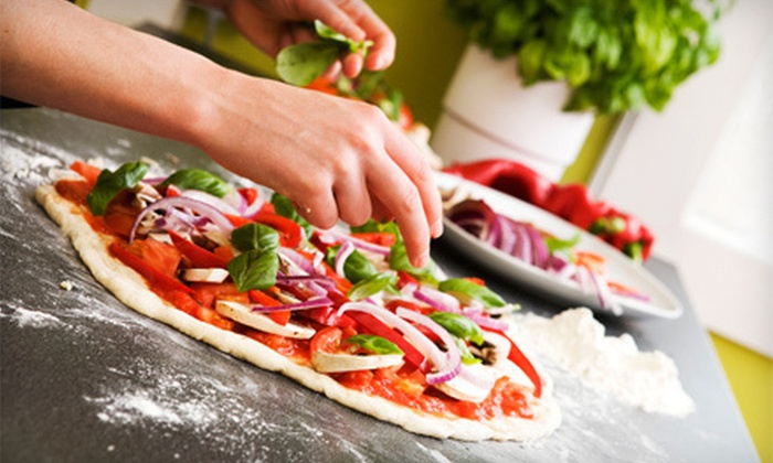 Napoli Culinary Academy - Sacramento: Pizza-Making Class for One or Two or Etiquette Class with Five-Course Meal at Napoli Culinary Academy (Up to 62% Off)
