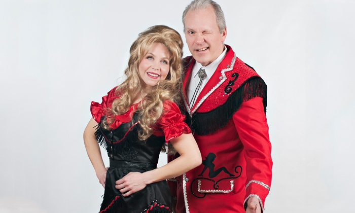 """The Doyle & Debbie Show"" - Downtown West: ""The Doyle & Debbie Show"" at New Century Theatre on March 21 or 22 at 7:30 p.m., or March 29 at 2 p.m. (Up to 50% Off)"