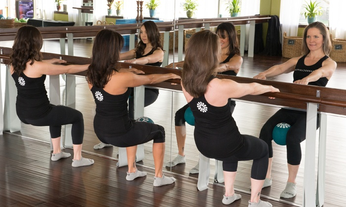 Barre Cleveland - Beachwood: $99 for One Month of Unlimited Women's Barre Fitness Classes at Barre Cleveland ($250 Value)
