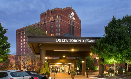 Family-Friendly Toronto Hotel with Spa