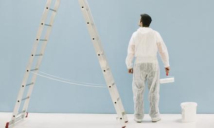 2 capas de pintura de 50, 75 o 100 m² de paredes y techos desde 159 € en Rehabilitaciones Gallegas
