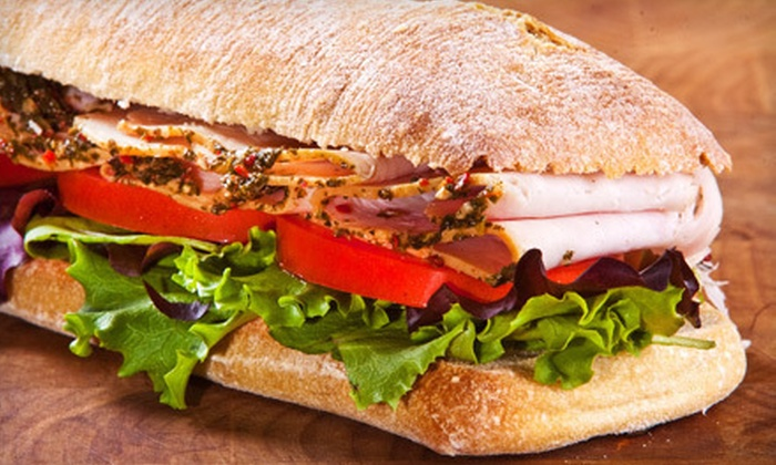 Joseph's Catering, Deli & Wholesale - Mishawum: 5, 10, or 20 Box Lunches from Joseph's Catering, Deli & Wholesale (Up to 60% Off)