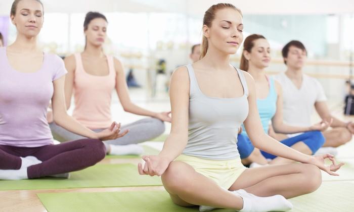 OmYeah! - Hillside: 10 Yoga Classes at OmYeah - Yoga & Wellness (65% Off)
